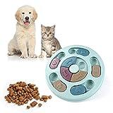 Giocattoli puzzle antiscivolo per cani ,Giocattoli per cani che mangiano lentamente ,Giocattoli per mangiatoie per cani ,Giocattolo puzzle cane