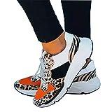 UMore Zapatillas Mujer Sneaker Zapatillas de Running para Mujer Zapatos para...