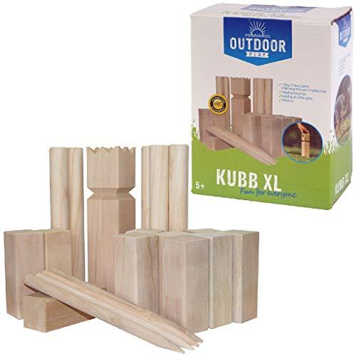 Outdoor Play GT7706A Kubb Spel Kubb-spel, 14 x 25,4 x 31,6 cm