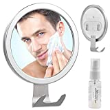 Best Shower Mirrors - LUXEAR Fog Free Shower Mirror Drill-Free Adhesive Bathroom Review