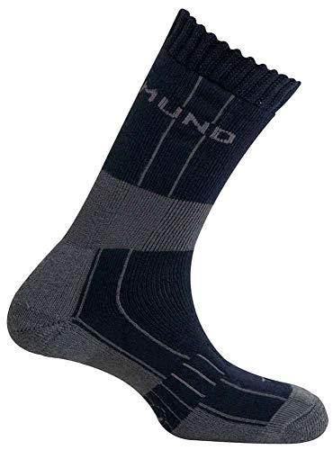 Mund Socks – Himalaya Wool Merino Thermolite, Couleur Navy, Taille EU 34 – 37
