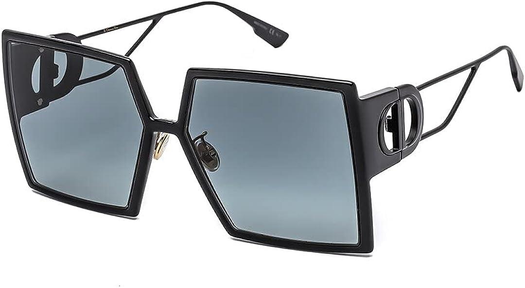 Authentic Christian Dior 30Montaigne 0807 Limited Special Price Black L Sunglasses Washington Mall 1I