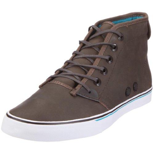 Gravis 237571 SLYMZ MID LEATHER M, Herren Sneaker, Braun (SHALE 066), EU 46, (US 12)