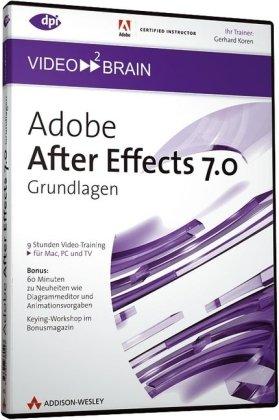 Adobe After Effects 7.0 Grundlagen [import allemand]