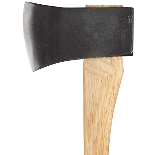 Council Tool 2.25# Boy's Axe; 24″ Curved Wooden Handle Sport Utility Finish