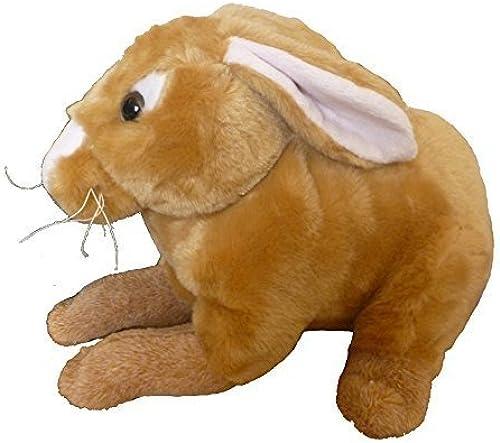 Venta en línea de descuento de fábrica ADORE 12 Cinnamon Cinnamon Cinnamon the Farting Bunny Rabbit Plush Stuffed Animal Toy by Adore Plush Company  tienda de descuento