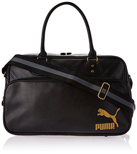 Puma - Originals, Borsa, unisex, nero (black), Taille Unique