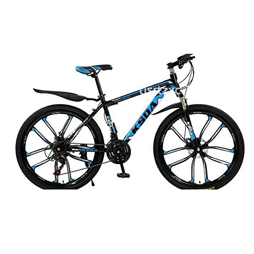 Giveyo Junior Aluminum Full Mountain Bike, Stone Mountain 26 inch 21-Speed ​​Bicycle