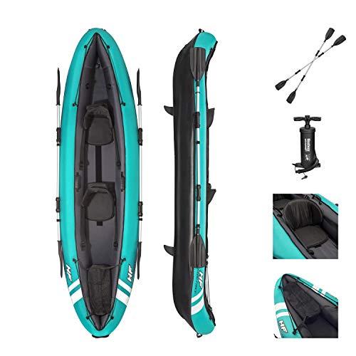 Bestway Hydro-Force Barche, Zattere & Kayak, Unisex-Youth, Multicolore, Taglia unica