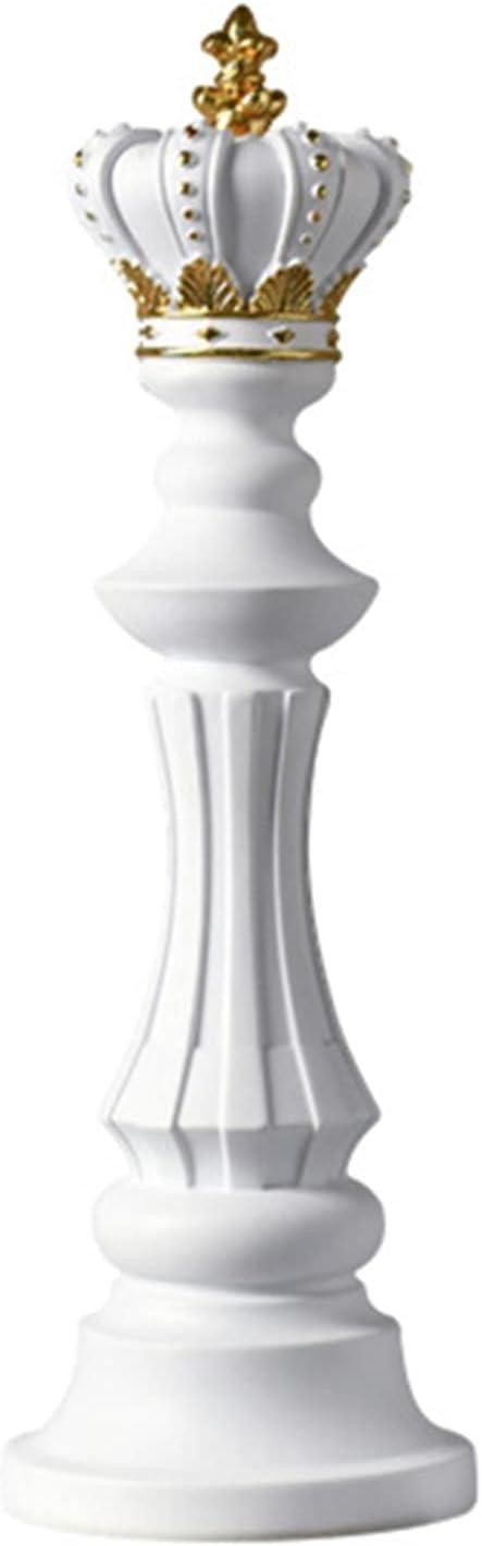 Fresno Mall Modern Chessmen Ornament Personalize Resin Handicraft Figurines Ranking TOP4