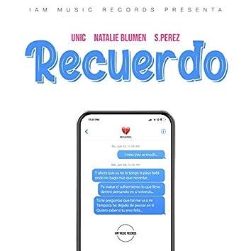Recuerdo (feat. Natalie Blumen & S.Perez)