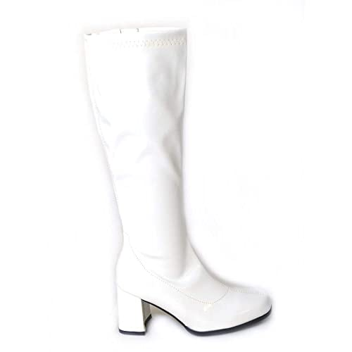SEXYCA Ladies Womens Fancy Dress Party GO GO Boots 60s 70s Retro Size 3 4 5 27d51524452e