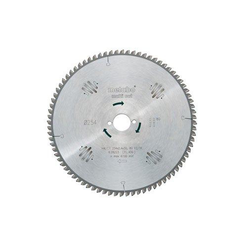 Preisvergleich Produktbild Metabo 628093000 MultiCutProf 254x30,  80 FZ / TZ 5°