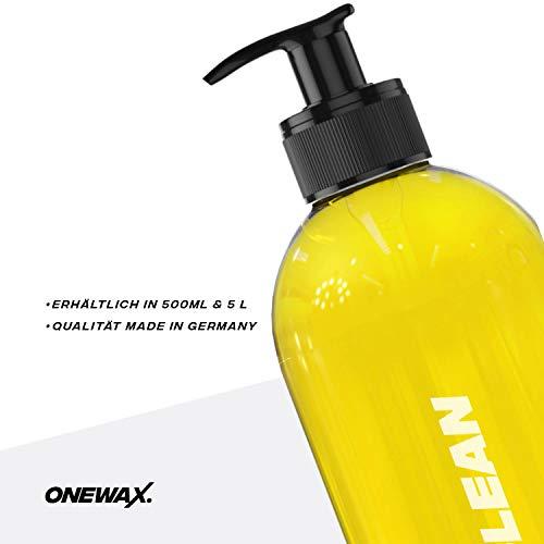 OneWax Just Clean Car Shampoo 500ml Auto Shampoo ph neutral schonend waschen (1 STK)