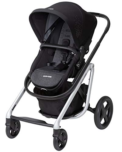 Maxi-Cosi Lila Modular All-in-One Stroller, Nomad Black, One Size