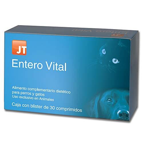 JTPharma Enterovital - 30 Comprimidos 50 g