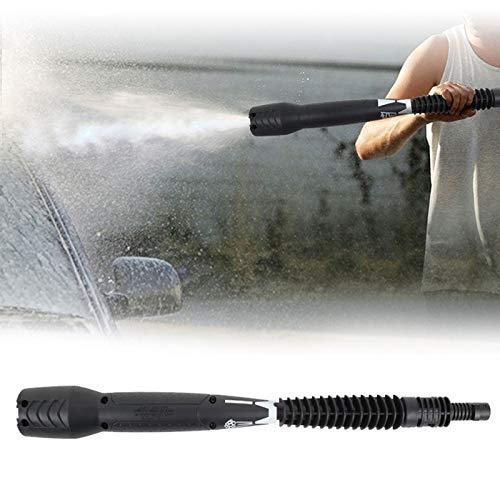 YSISLY 4 in 1 Idropulitrice per Auto con Lavaggio Ad Alta Pressione Kit di Accessori per La Pulizia Dell'ugello della Lancia a Getto Regolabile per Kärcher K2 K3 K4 K5 K6 K7