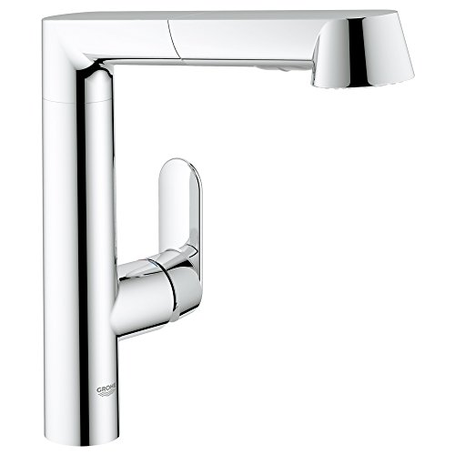 K7 Single-Handle Pull-Out Kitchen Faucet