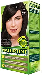 Naturtint-Permanent Hair Colour 2N Brown-Black 165ml