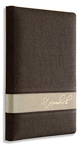 Stammbuch braun Fonte Familienstammbuch Hochzeit
