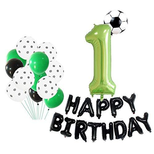 Miwaimao Juego de 8 piezas para decoración de tartas de fútbol y baloncesto para niños, decoración de cupcakes para fiestas de cumpleaños