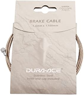 SHIMANO Stainless Steel Road Brake Cable Each (1.6x1700mm)