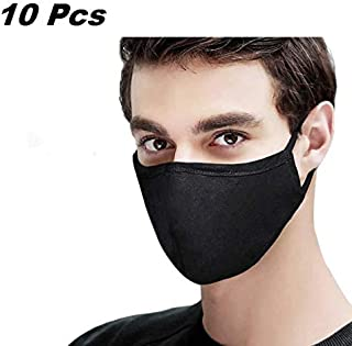 $34 » 10 Pcs Cotton protector, Anti Dust Air Pollution protector, Unisex, Washable, Reusable Cloth protector for Cycling Camping Travel
