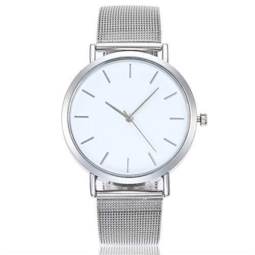 Dorical Damen-Armbanduhr Armbanduhr für Damen, Frauen Uhren Mesh-Gürtel Slim Uhr/Frau Luxus Mode...