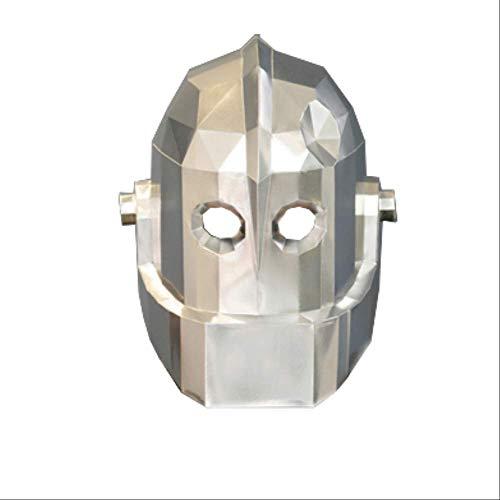Diadema De Iron Man Green Wizard Robot Máscara Geométrica