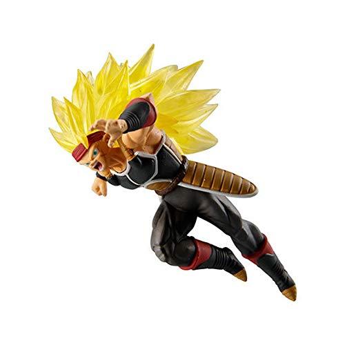 Bandai Dragon Ball Cho Vs 08 Figure~Super Saiyan 3 Bardock