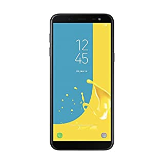 "Samsung Galaxy J6 - Smartphone DE 5.6"" (4G, WiFi, Bluetooth, Octa Core DE 1.6 GHz, 32 GB de Memoria Interna, 3 GB de RAM, Cámara Trasera DE 13 MP, Android 8.0) (B07F949Z1H) 