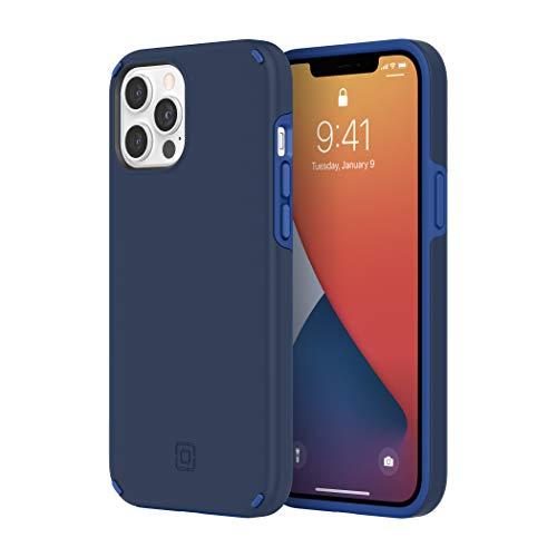 Incipio - Custodia Duo compatibile con iPhone 12 Pro Max, colore: Blu scuro
