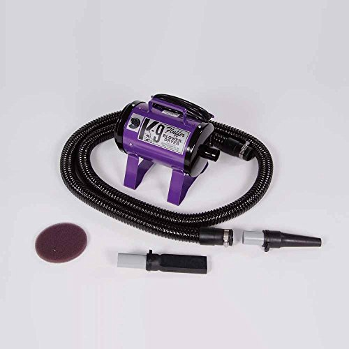 K-9 Fluffer Blower Dryer Purple