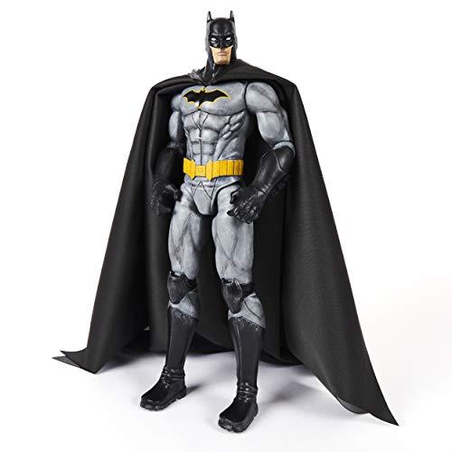 BATMAN 12-inch Action Figure with Deluxe Cloth Cape (DC FanDome Exclusive)