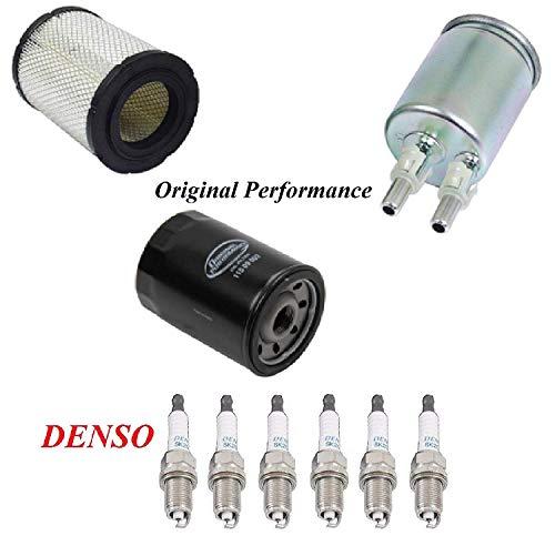 06 gmc envoy fuel filter - 7