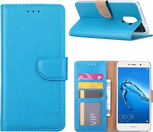 Samsung Galaxy A5 2017 Portemonnee hoesje Book case Blauw