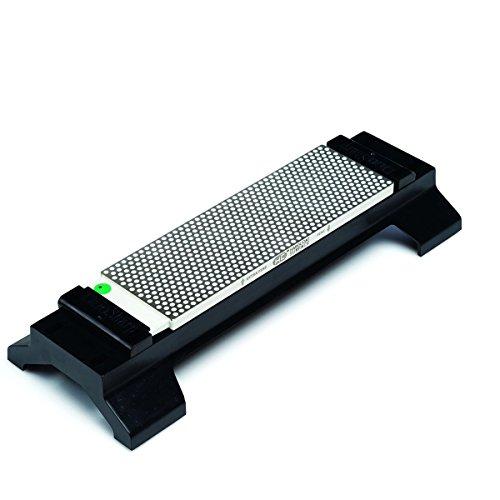 """""""DMT DuoSharp®-Schärfstein mit extrafeiner/feiner Hardcoat™-Oberfläche und Sockel (8""""""""/20, 32Cm), speziell für Keramikmesser, 1 Stück, W8EF-H-WB"""" mehrfarbig"""