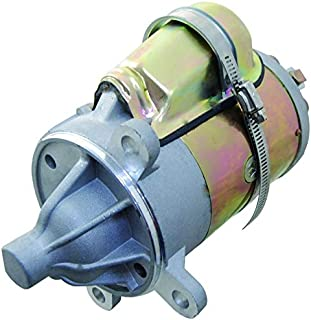 New Starter For CRUSADER Ford OMC MARINE ENGINES 2.3L 1978-1990 984628 988012