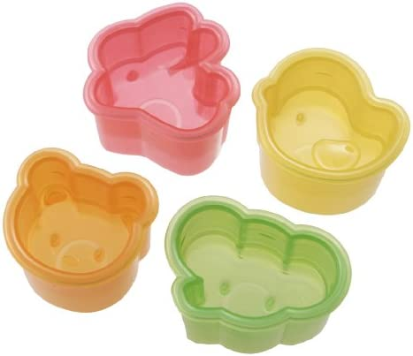 Japanese Rice Ball Maker for Bento Box Bear Elephant Bunny Shape Made in Japan product image