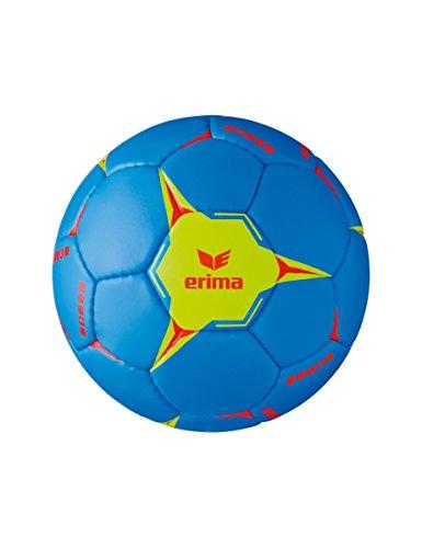 Erima G13 2.0 Handball, blau/Lime, 2