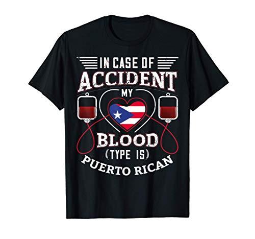 Puerto Rican Shirt National Proud Funny T-Shirt