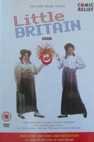 Little Britain Comic Relief Special - Tv DVD