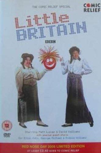Little Britain Comic Relief Special - Tv DVD