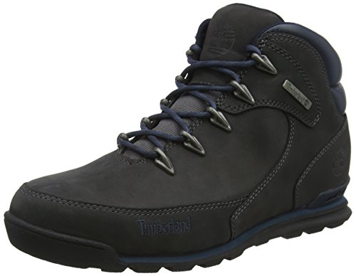 Timberland Herren Euro Rock Hiker Chukka Boots, Grau (Forged Iron Nubuck C64), 45.5 EU