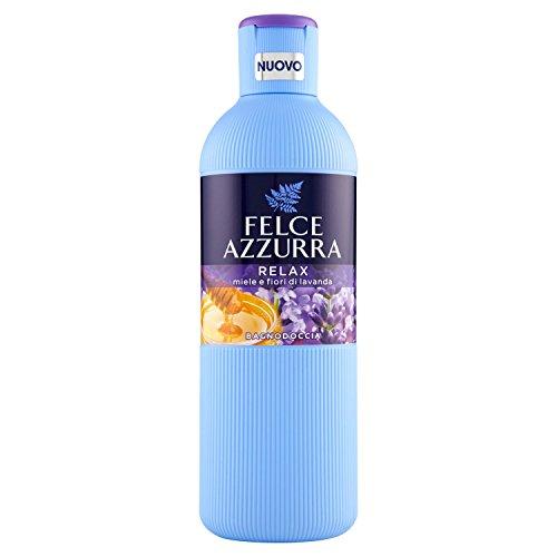 Felce Azzurra Bagnodoccia Relax–6Packungen mit 650ml–insgesamt: 3900ml