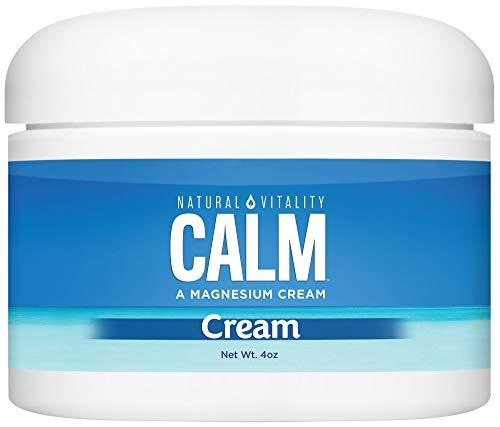 Natural Vitality Natural Calm Magnesium Cream, 250 g