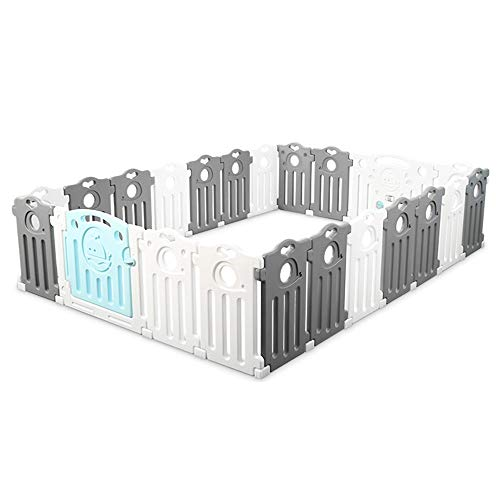 Learn More About Playpen AGYH Can Be Assembled and Folded at Will Two Colors Optional Three Sizes to...