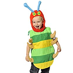 ✅【HIGH QUALITY】Made up of an incredibly durable and hard-wearing plush velour polyester, as well as a fully lined interior this costume is more than up to the rough and tumble challenge that your child has to throw at it! The padded tabard edges are ...