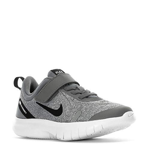Nike Jungen Flex Experience Rn 8 PSV Leichtathletikschuhe, Mehrfarbig (Cool Grey/Black/Reflect Silver/White 003), 33 EU