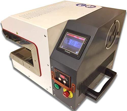 HillShrink MTP-4 - Tubo termoretraibile XL (2000 W) con interfaccia touch screen digitale